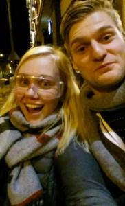 Kuopiossa oli myös naisia!