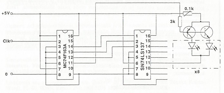 NPN transistori kytkennät